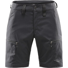 Haglöfs Mid Fjell korte broek Dames, true black